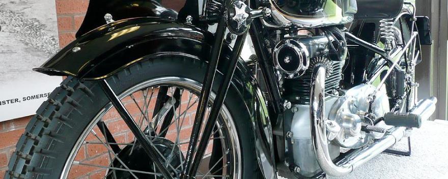 Motorcycle Pistons